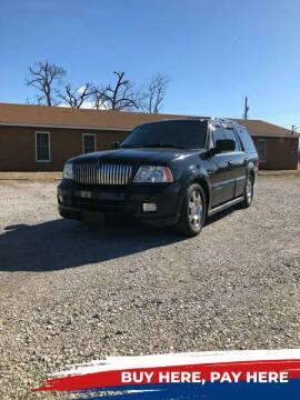 2006 Lincoln Navigator for sale at Marti Motors Inc in Madison IL