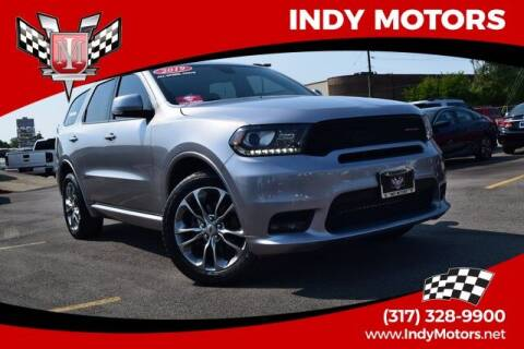 2019 Dodge Durango for sale at Indy Motors Inc in Indianapolis IN