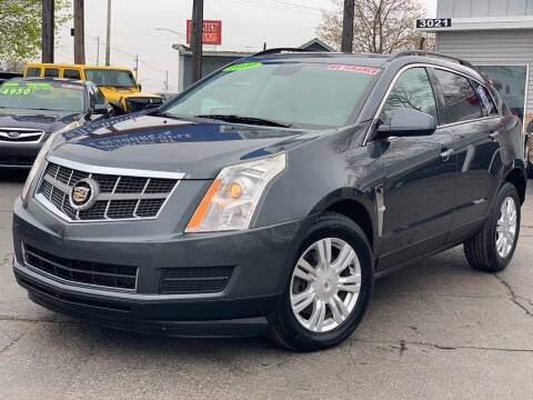 2010 Cadillac SRX for sale at Capitol Auto Sales in Lansing MI