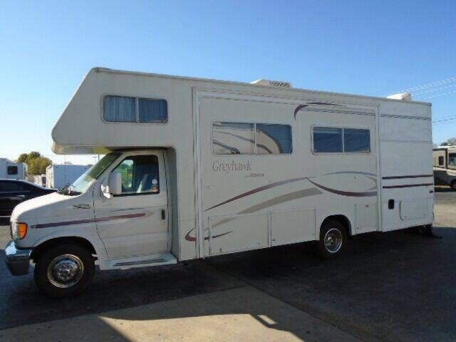 2002 Jayco Grey Hawk 26 SS for sale at Lee RV Center in Monticello KY