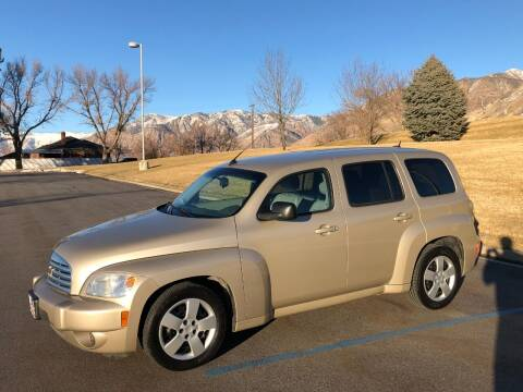 2009 Chevrolet HHR for sale at DRIVE N BUY AUTO SALES in Ogden UT