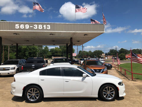 2015 Dodge Charger for sale at BOB SMITH AUTO SALES in Mineola TX