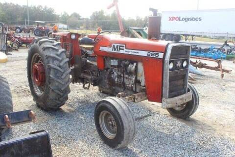 1980 Massey Ferguson 285 for sale at Vehicle Network - Joe's Tractor Sales in Thomasville NC