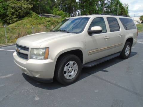 2009 Chevrolet Suburban for sale at Atlanta Auto Max in Norcross GA