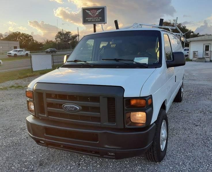 2008 Ford E-Series Cargo for sale at Sardonyx Auto Inc in Orlando FL
