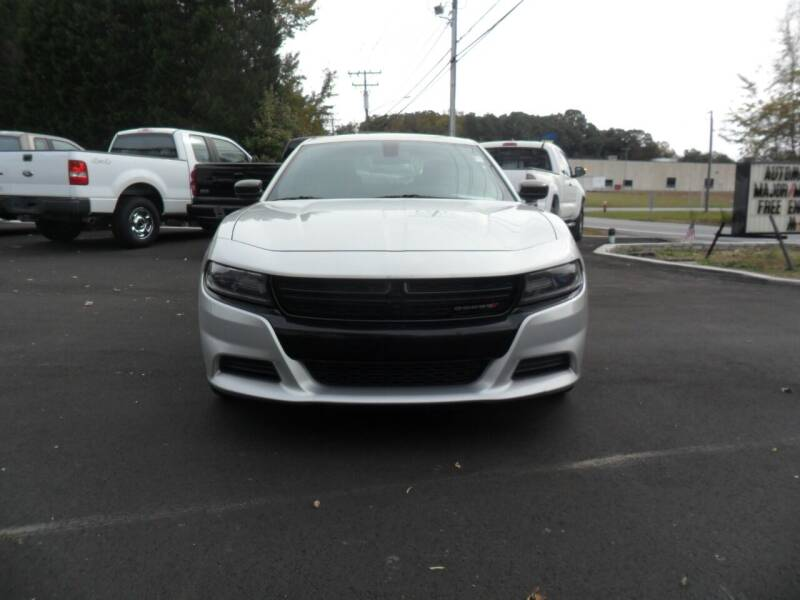 2017 Dodge Charger for sale at BEST BUY AUTO SALES in Thomasville NC