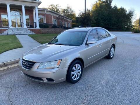 2009 Hyundai Sonata for sale at Two Brothers Auto Sales in Loganville GA