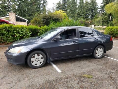 2006 Honda Accord for sale at Seattle Motorsports in Shoreline WA