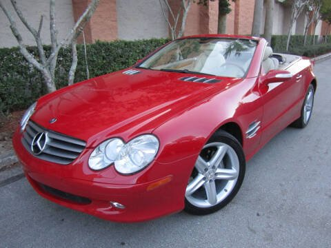 2006 Mercedes-Benz SL-Class for sale at FLORIDACARSTOGO in West Palm Beach FL