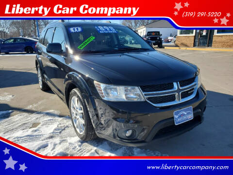 2011 Dodge Journey for sale at Liberty Car Company in Waterloo IA