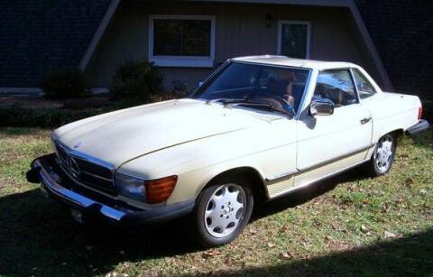 1979 Mercedes-Benz 450-Class for sale at Haggle Me Classics in Hobart IN