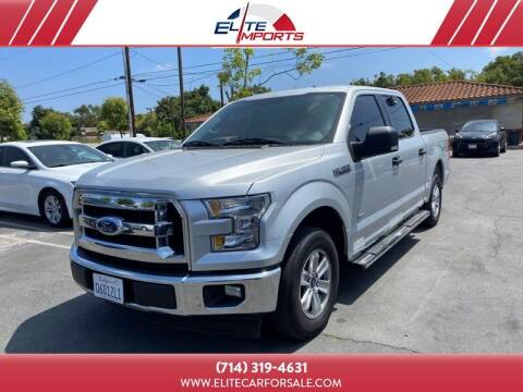 2017 Ford F-150 for sale at MIKE AHWAZI in Santa Ana CA
