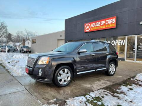 2013 GMC Terrain for sale at HOUSE OF CARS CT in Meriden CT