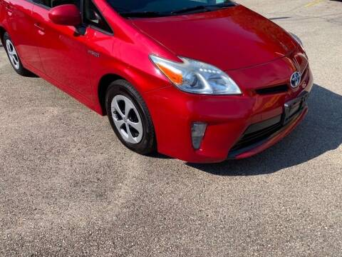 2013 Toyota Prius for sale at Worldwide Auto Group LLC in Monroeville PA