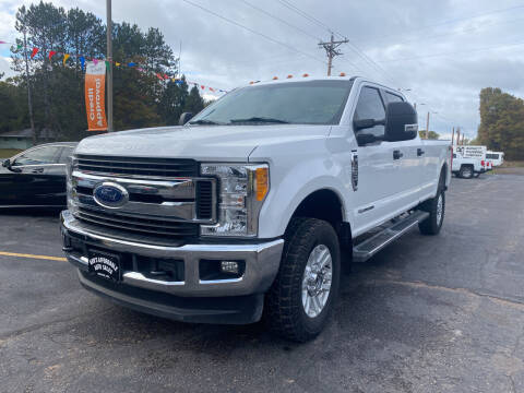 2017 Ford F-250 Super Duty for sale at Affordable Auto Sales in Webster WI