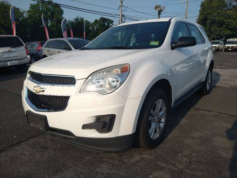 2012 Chevrolet Equinox for sale at P J McCafferty Inc in Langhorne PA