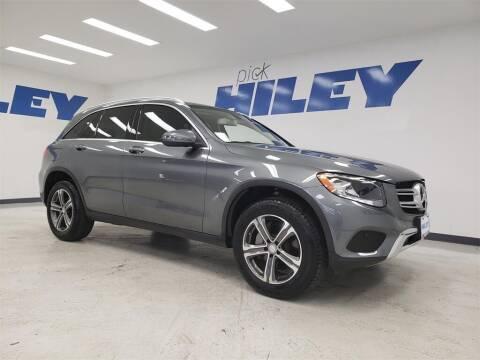 2016 Mercedes-Benz GLC for sale at HILEY MAZDA VOLKSWAGEN of ARLINGTON in Arlington TX