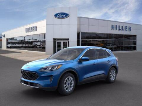 2021 Ford Escape for sale at HILLER FORD INC in Franklin WI