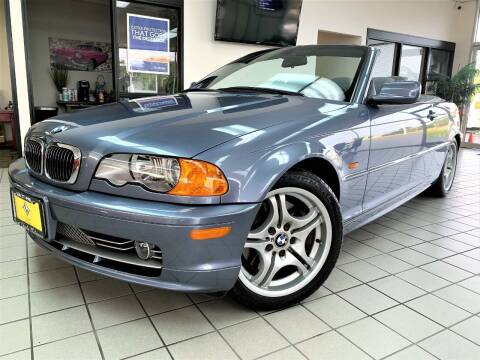 2001 BMW 3 Series for sale at SAINT CHARLES MOTORCARS in Saint Charles IL