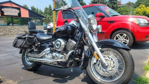 2007 Yamaha V-Star for sale at Harborcreek Auto Gallery in Harborcreek PA