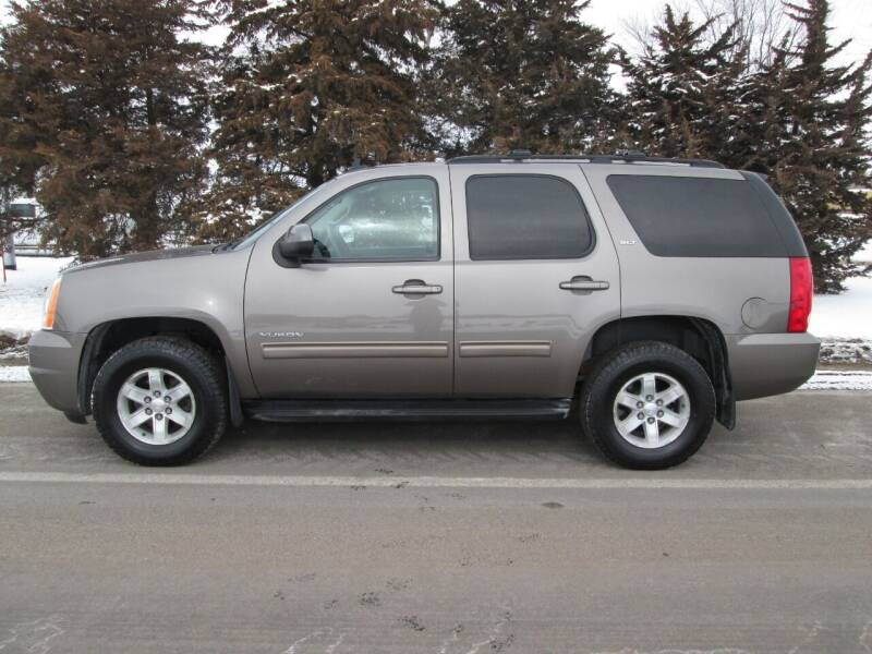 2011 GMC Yukon for sale at Joe's Motor Company in Hazard NE