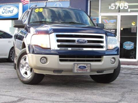 2008 Ford Expedition for sale at VIP AUTO ENTERPRISE INC. in Orlando FL