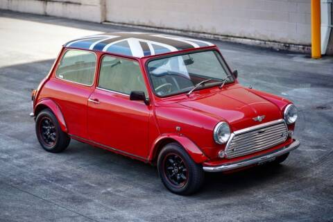 1992 Austin Mini Cooper for sale at MS Motors in Portland OR