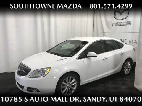 2013 Buick Verano for sale at Southtowne Mazda of Sandy in Sandy UT