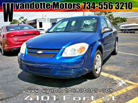 2005 Chevrolet Cobalt for sale at Wyandotte Motors in Wyandotte MI