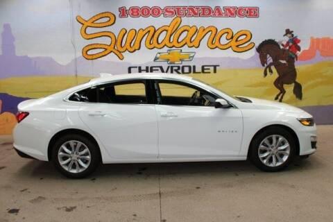 2021 Chevrolet Malibu for sale at Sundance Chevrolet in Grand Ledge MI