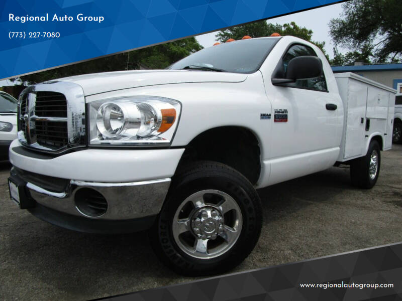 2007 Dodge Ram Chassis 2500 for sale in Chicago, IL