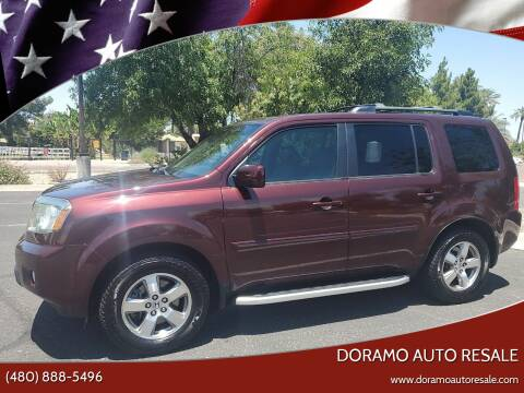 2009 Honda Pilot for sale at DORAMO AUTO RESALE in Glendale AZ