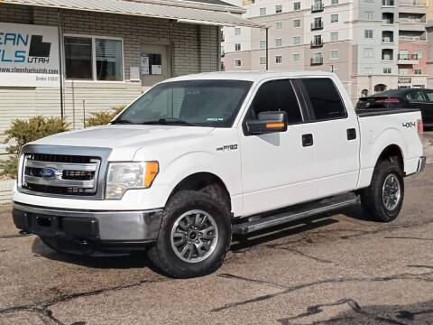 2013 Ford F-150 for sale at Clean Fuels Utah - SLC in Salt Lake City UT