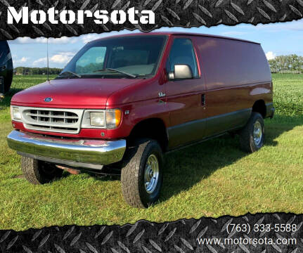 2000 Ford E-250 for sale at Motorsota in Becker MN