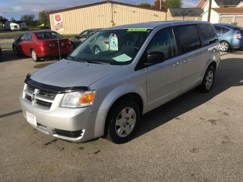 2010 Dodge Grand Caravan for sale at AUTO PLUS INC in Marinette WI