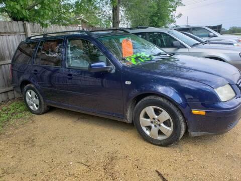 2004 Volkswagen Jetta for sale at Northwoods Auto & Truck Sales in Machesney Park IL