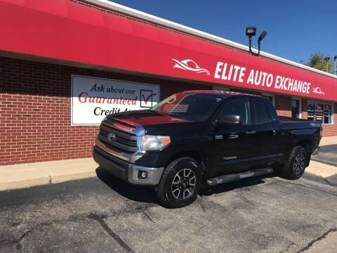 2015 Toyota Tundra for sale at Elite Auto Exchange in Dayton OH