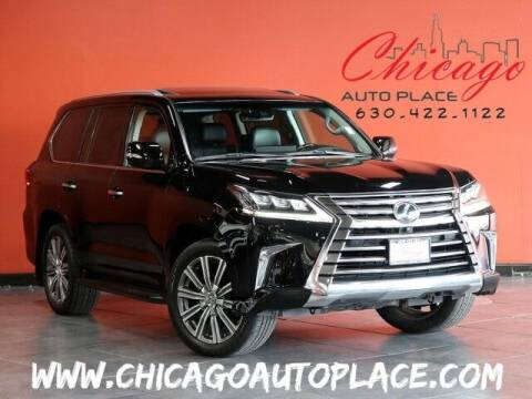 2017 Lexus LX 570 for sale at Chicago Auto Place in Bensenville IL