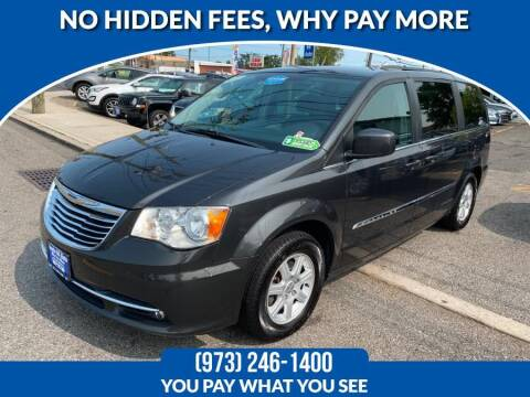 2011 Chrysler Town and Country for sale at Route 46 Auto Sales Inc in Lodi NJ