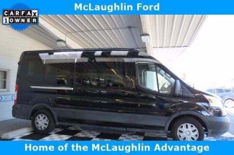 2019 Ford Transit Passenger for sale at McLaughlin Ford in Sumter SC