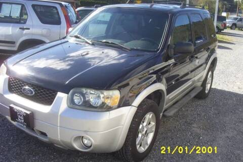 2007 Ford Escape for sale at Motors 46 in Belvidere NJ