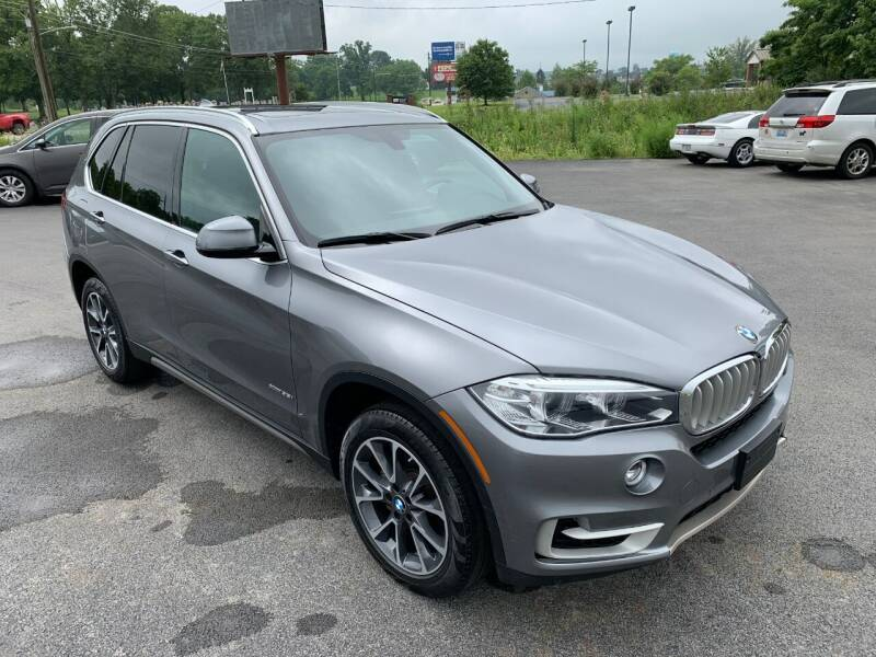 2017 BMW X5 for sale at Hillside Motors in Jamestown KY