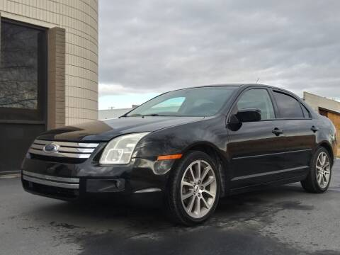 2008 Ford Fusion for sale at AUTOMOTIVE SOLUTIONS in Salt Lake City UT