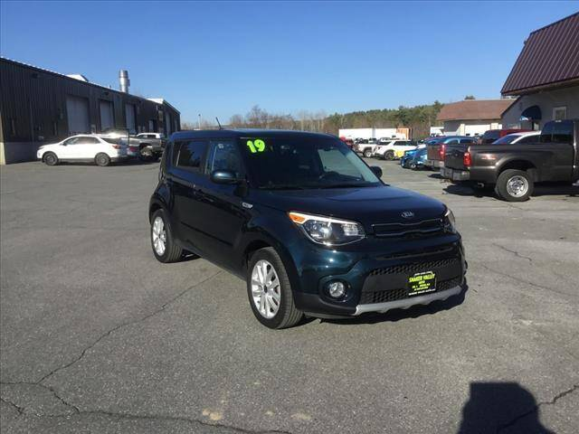 2019 Kia Soul for sale at SHAKER VALLEY AUTO SALES in Enfield NH