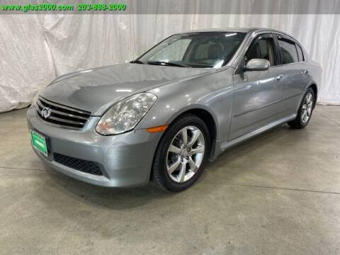 2006 Infiniti G35 for sale at Green Light Auto Sales LLC in Bethany CT
