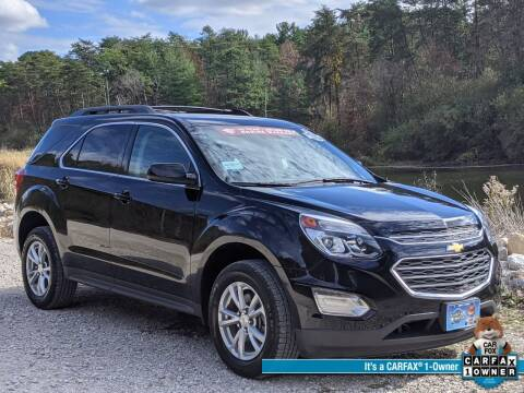 2017 Chevrolet Equinox for sale at Bob Walters Linton Motors in Linton IN