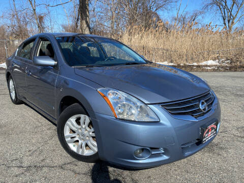 2011 Nissan Altima for sale at JerseyMotorsInc.com in Teterboro NJ