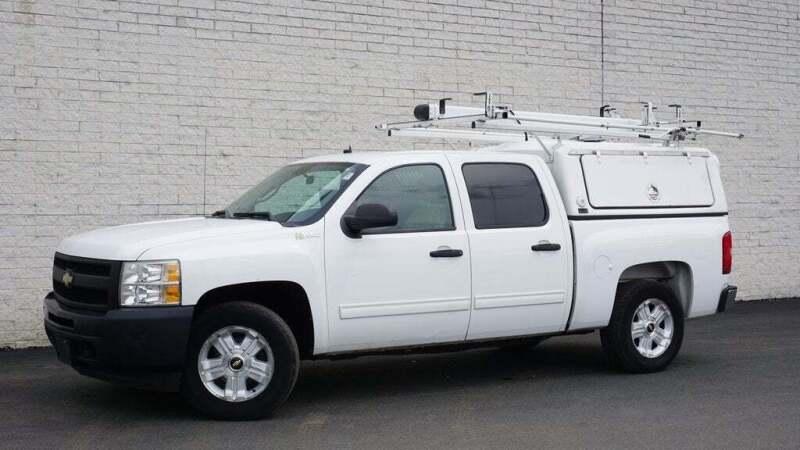2010 Chevrolet Silverado 1500 Hybrid
