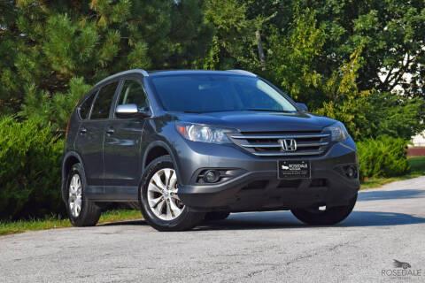 2012 Honda CR-V for sale at Rosedale Auto Sales Incorporated in Kansas City KS