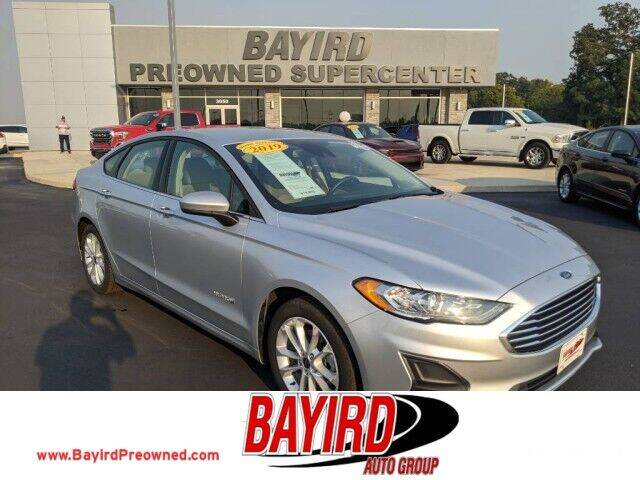 2019 Ford Fusion Hybrid for sale in Jonesboro, AR